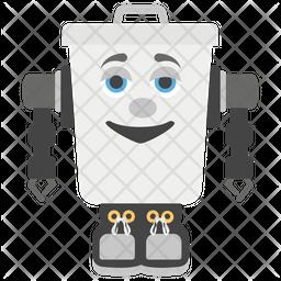 Safety Robot Icon