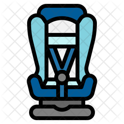 Safety Seat Icon