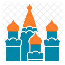 Saint Basils Cathedral Icon