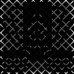 Salary Glyph Icon