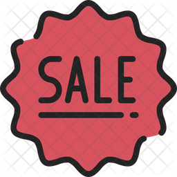 Sale Icon Of Colored Outline Style Available In Svg Png Eps Ai Icon Fonts