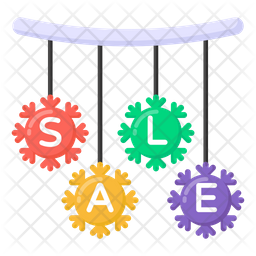 Sale Coupons Flat Icon