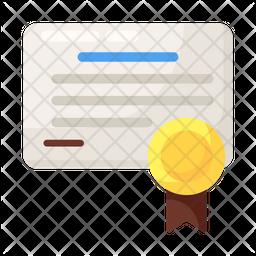Sale Deed Flat Icon