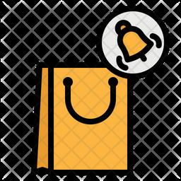 Sale Notification Icon