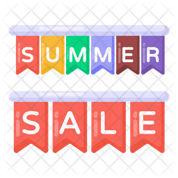 Sale Poster Flat Icon