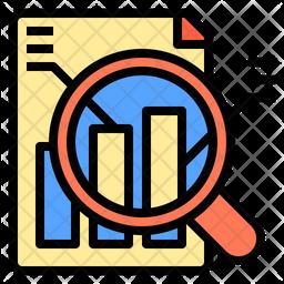 Sales analysis Icon