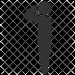 Salute Icon