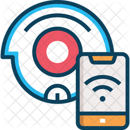 Samrt Roomba Icon