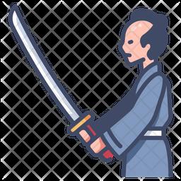 Samurai Icon 無料アイコンダウンロードサイト