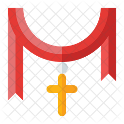Sash Cross Icon
