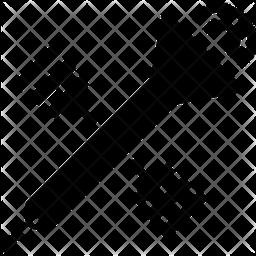 Satellite Glyph Icon