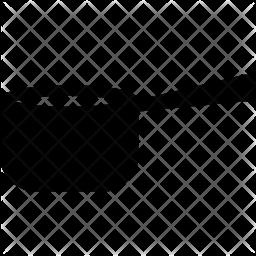 Saucepan Glyph Icon