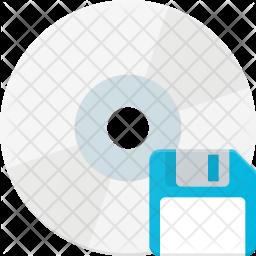Save data i floppy Icon