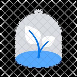 Save environment Flat Icon