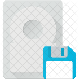 Save harddisk data Icon