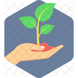 Save Nature Flat Icon