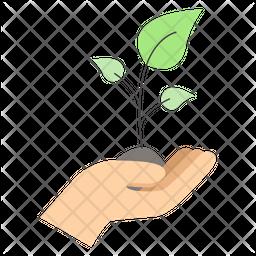 Save plants Icon