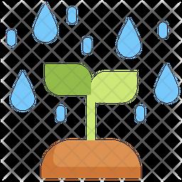 Save Tree Flat Icon