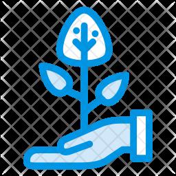 Save tree Icon