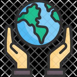 Save world Icon