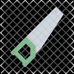 Saw Flat Icon