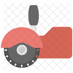 Saw Machine Icon