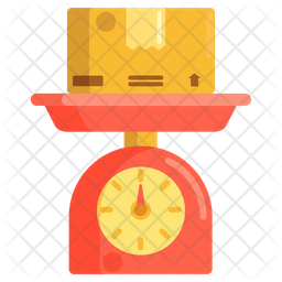 Scale Flat Icon