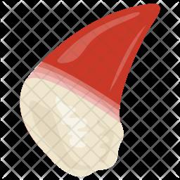 Scallops shellfish Flat Icon