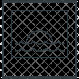 Scenery Line Icon