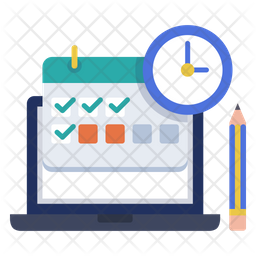Schedule class Icon