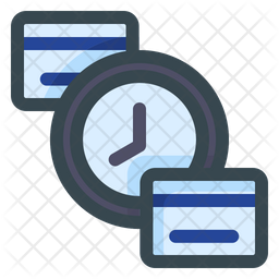 Schedule Time Moment Icon