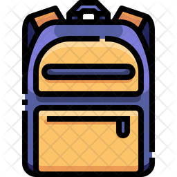 School Bag Icon