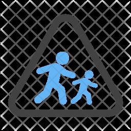 School sign Icon