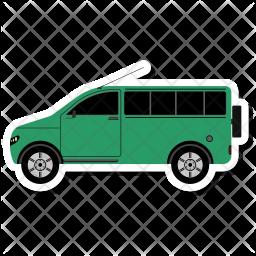 School Van Icon