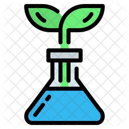 Science Colored Outline Icon