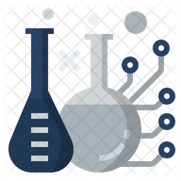 Science And Technology Flat Icon
