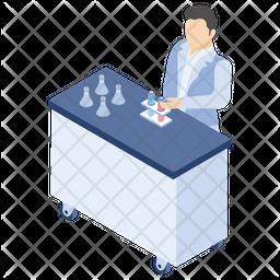 Scientific Laboratory Icon