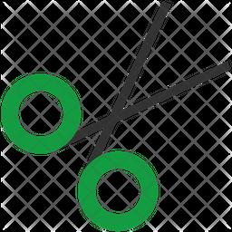 Scisors Flat Icon