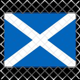 Scotland Flag Icon