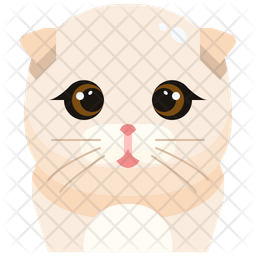 Scottish Fold Icon