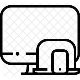 Screens Icon