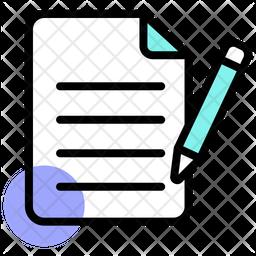 Script Development Icon