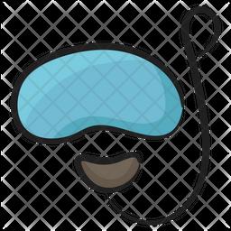 Scuba Mask Icon