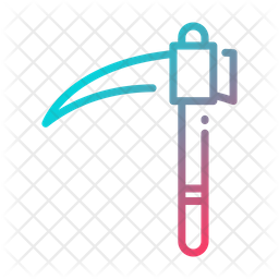 Scythe Gradient Icon
