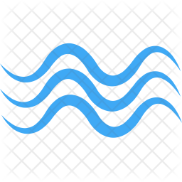 Sea wave Icon png