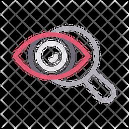 Search Line Icon
