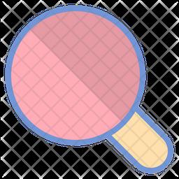Search Colored Outline Icon