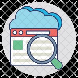 Search Article Icon
