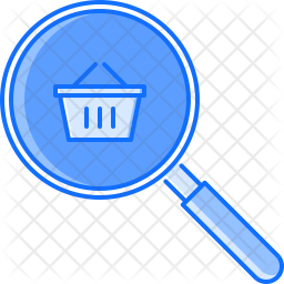 Search bucket Icon png