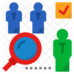 Search candidate Icon